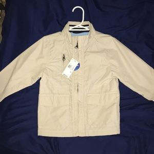 Nautica eater resistant toddler jacket 3T